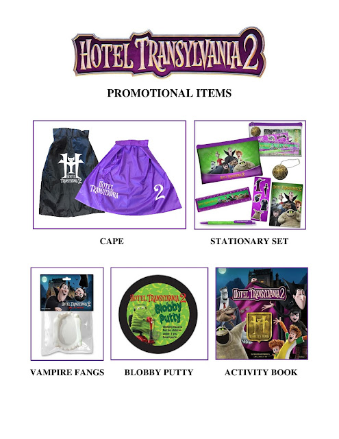 Win Hotel Transylvania 2 Prize Pack!  Ends 9/25  via  www.productreviewmom.com