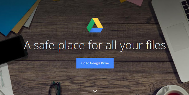 Google Drive Free Cloud Storage