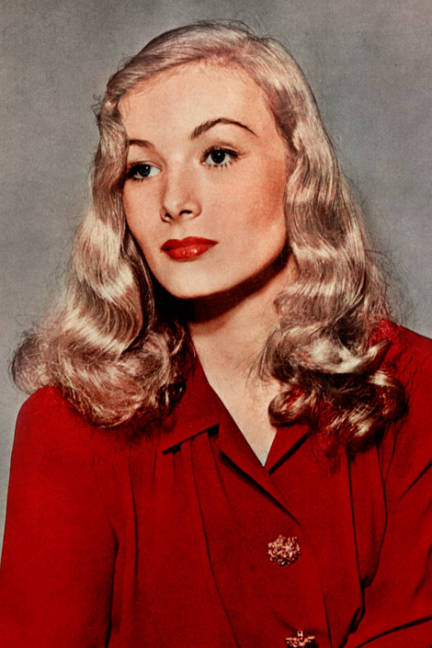 LAST LOOKS With Myke The Makeupguy: Beauty Icon: Veronica Lake  LAST LOOKS With...