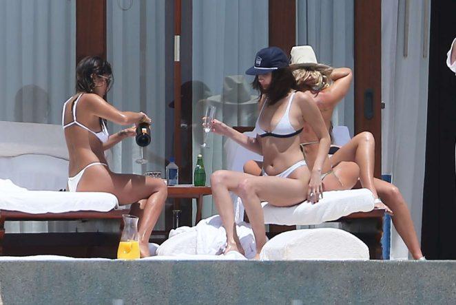 Bella Hadid Hot Bikini Images