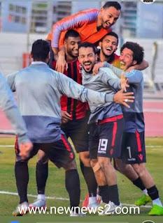 إف سي مصر ثالث المتأهلين الي الدوري المصري الممتاز