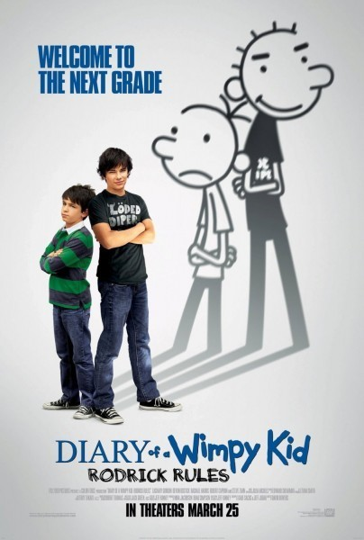 Movie Review: Diary of a Wimpy Kid: Rodrick Rules ...