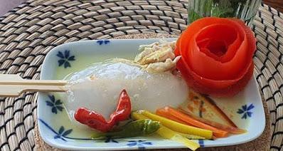 Makanan khas Papua Papeda
