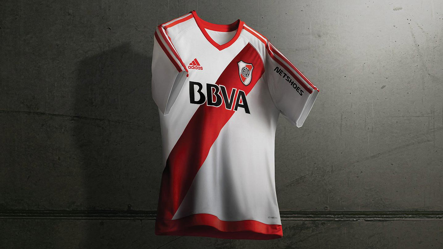River Plate 2016 Home Kit Released Footy Headlines