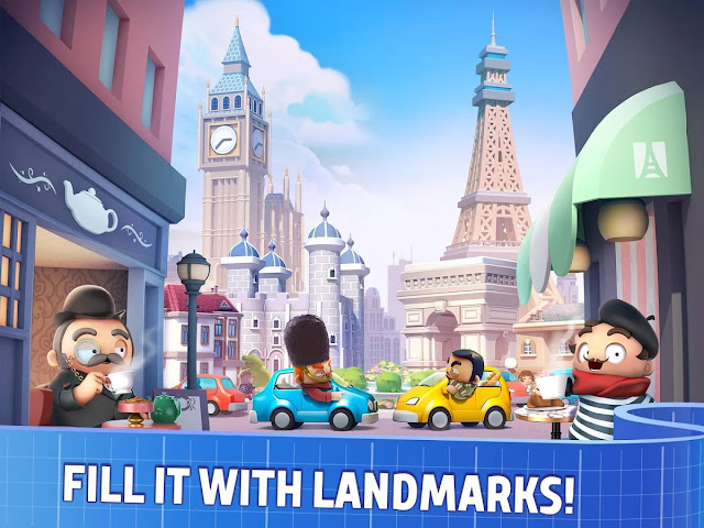 City Mania: Town Building Game APK Free Download