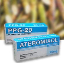 Ateromixol-20 para bajar de peso