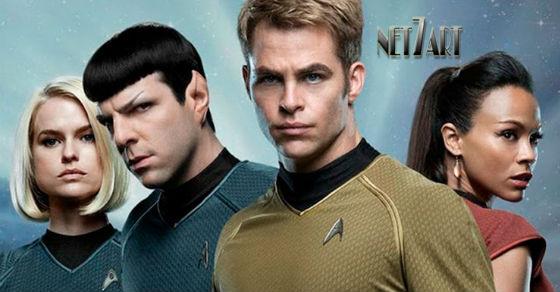 Star Trek: Sem Fronteiras 2016 Segundo trailer legendado dublado