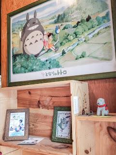 tokyo japan setagaya totoro studio ghibli
