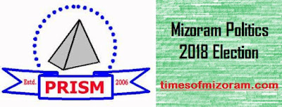 mizoram election political party prism mizoram