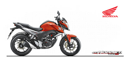 New 2016 Honda CB Hornet 160R HD image