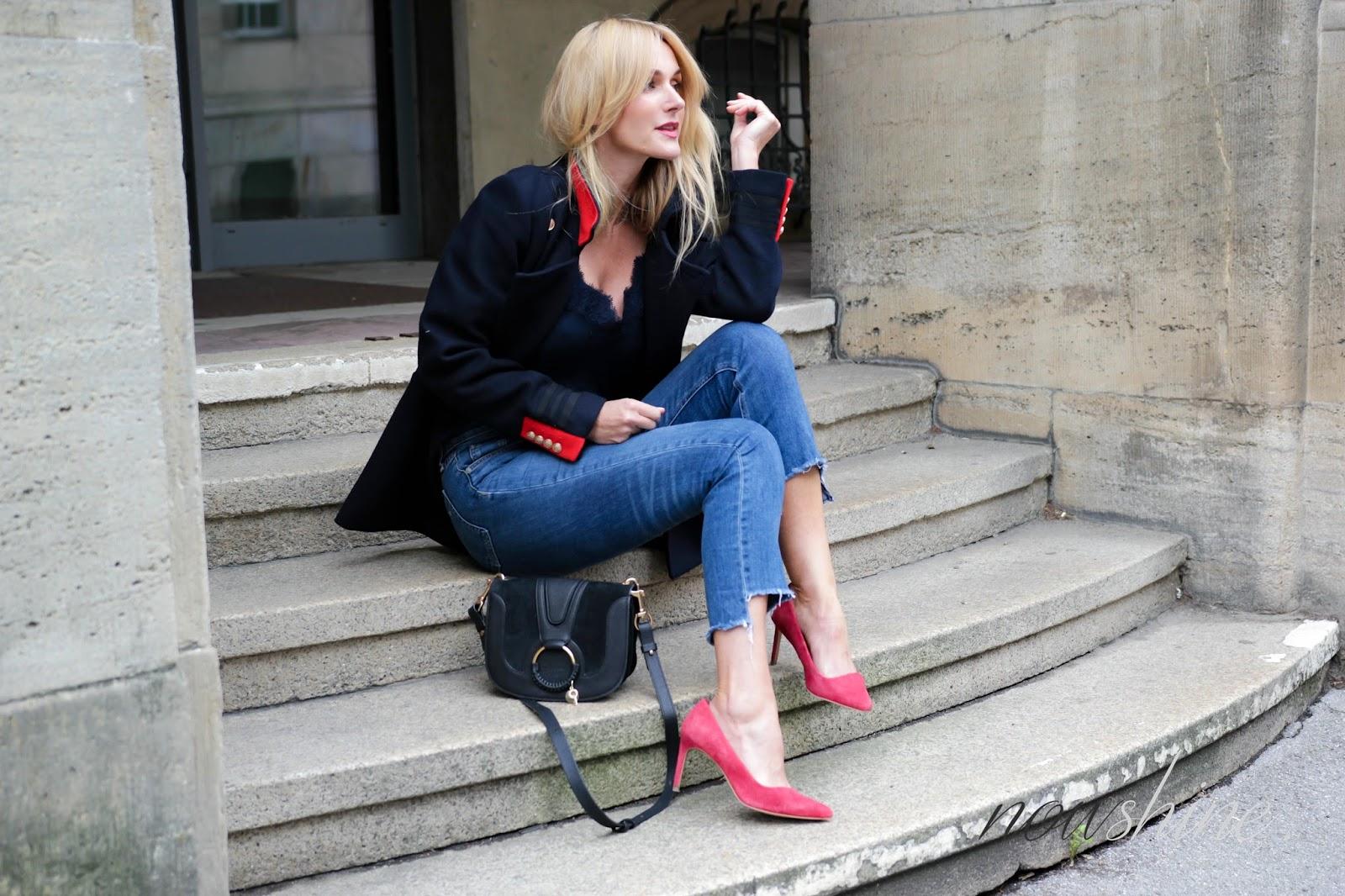 Fashion über 40 - Cabanjacke für die Capsule Wardrobe