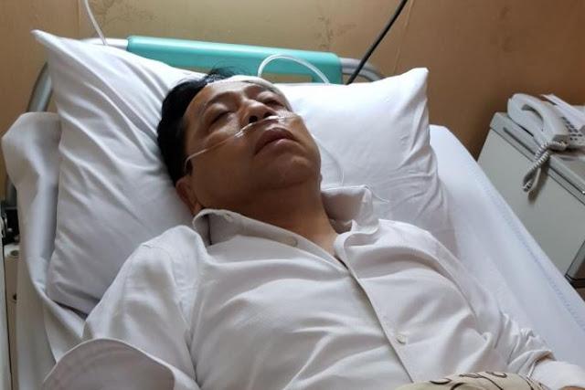 Novanto Kecelakaan, KPK Turunkan Tim ke RS Medika Permata Hijau