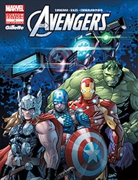 The Avengers: Cutting Edge