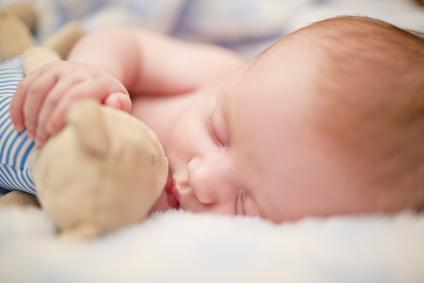 Jak uspać dziecko w 5 minut?