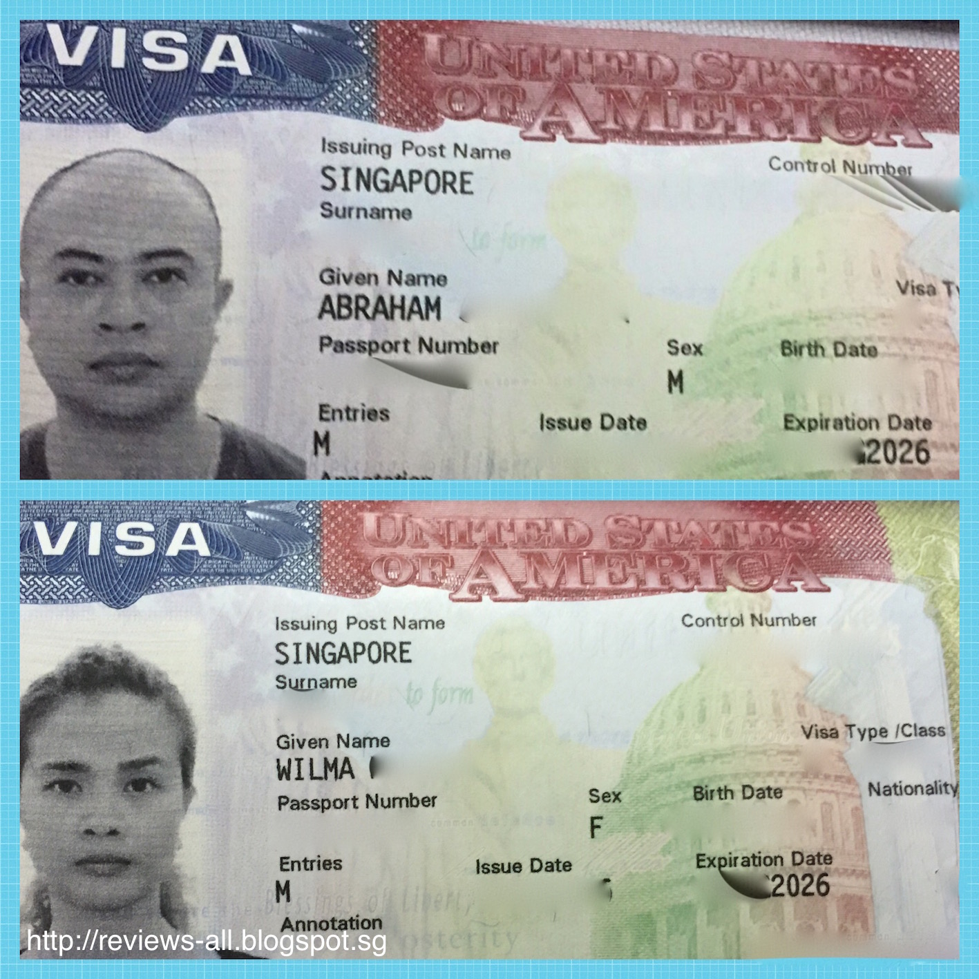Nonimmigrant Visa for a Fianc( )e (K-1)