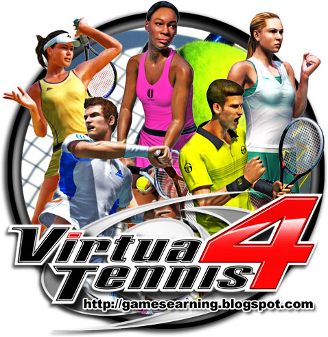 Virtua tennis 4 game free download full version for pc | tjk games.
