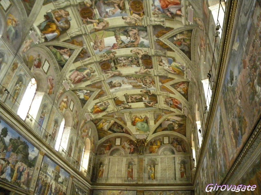 La Cappella Sistina compie 500 anni Portiamole rispetto  GIROVAGATE  IDEE DI VIAGGIO