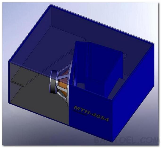 Skema box 18 inch MTH-4645