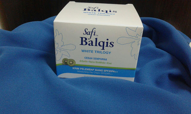 Safi Balqis White Trilogy