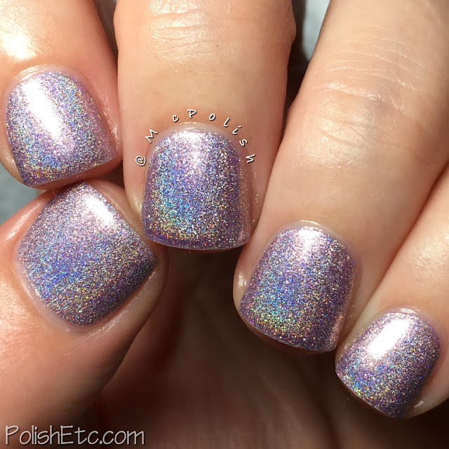 Ellagee - Strawberry Moon - McPolish
