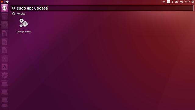 Menjalankan Perintah Linux Tanpa Terminal