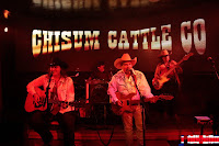 Chisum Cattle Co. en Boite Live