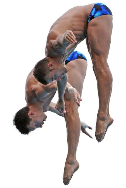 Patrick Hausding and Sascha Klein • Divers