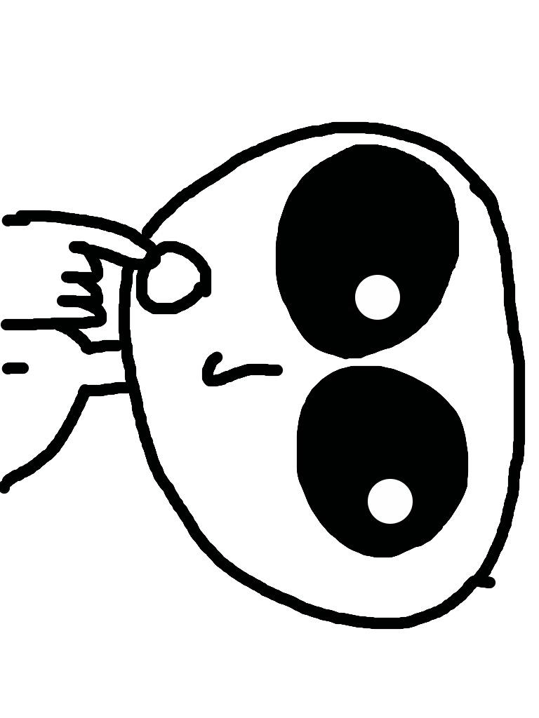 Cartoon of Enigma: Cartoon - Ghost Boy