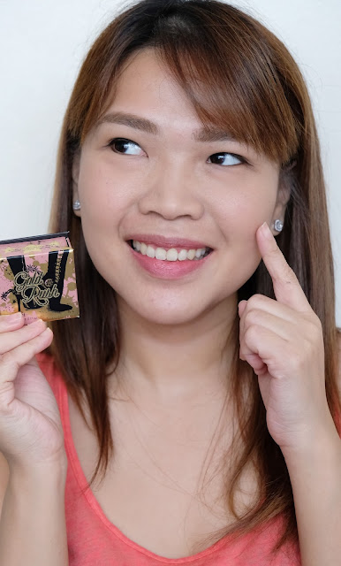 a photo of Benefit Gold Rush review askmewhats