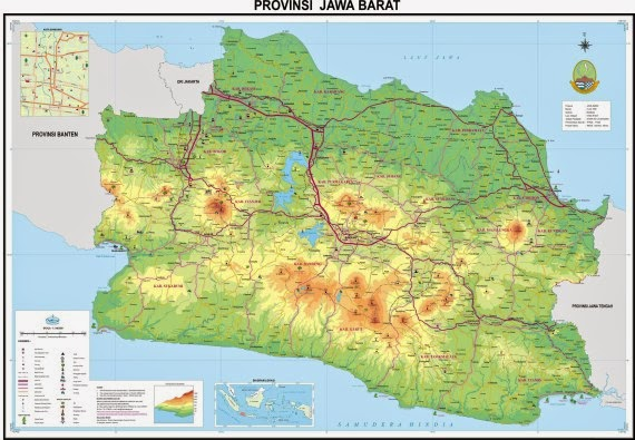 Daftar Wisata Di Jawa Barat