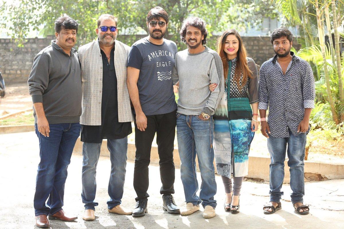 Chinnari Telugu trailer launch photos-HQ-Photo-18