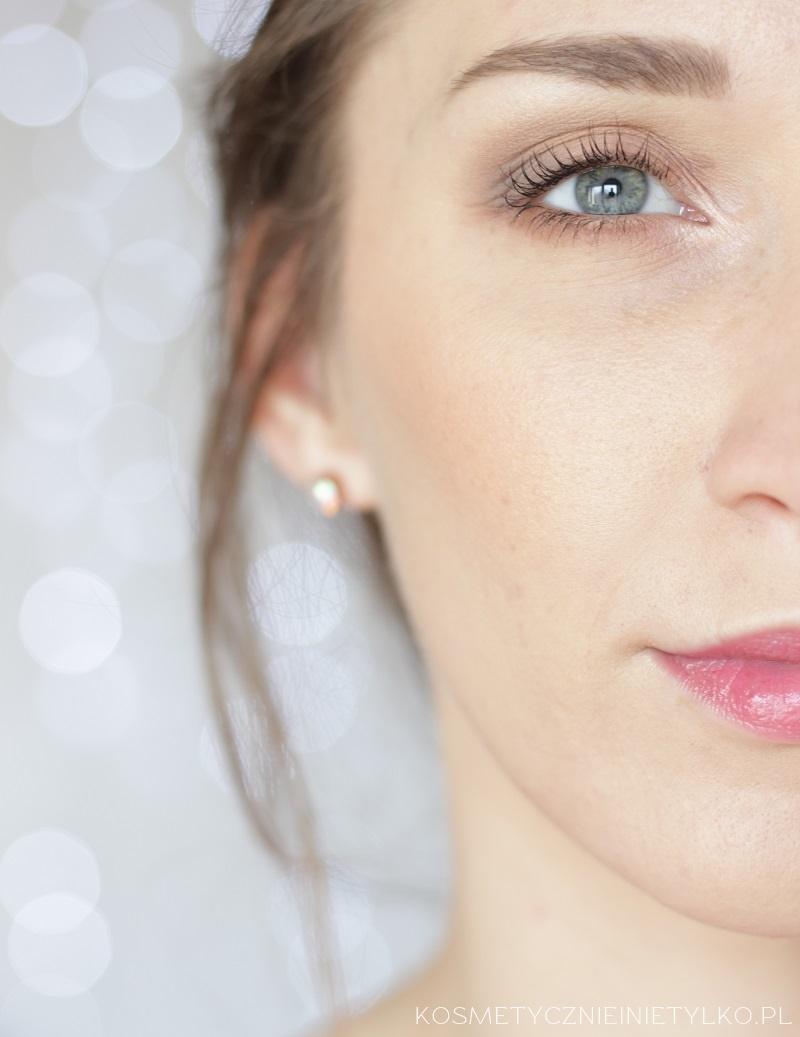 Kosmetyki Annabelle Minerals makijaż na święta