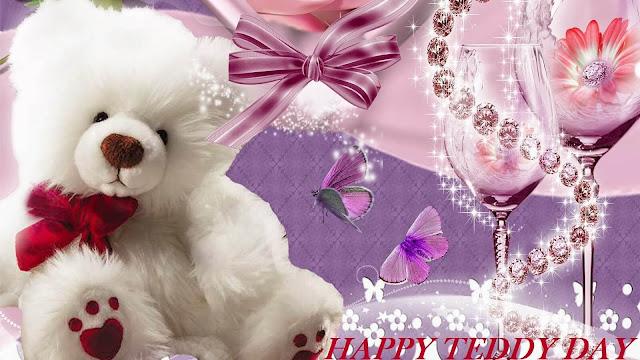teddy day whatsapp image
