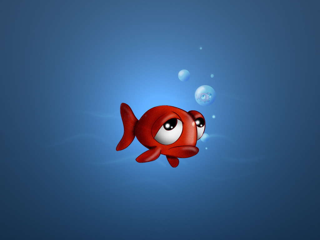 Download Animated Fish Wallpaper