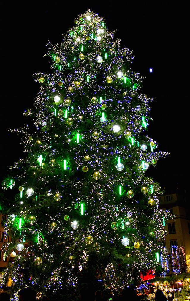 Arbre de Noel de Strasbourg