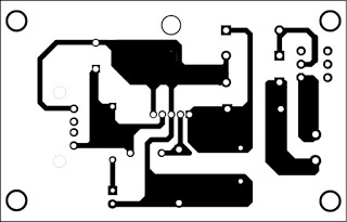 Simple Bicycle USB Charger Circuit Diagram