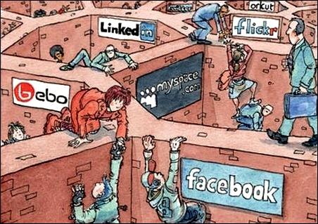 El impacto de las redes sociales y virtuales - MasFB