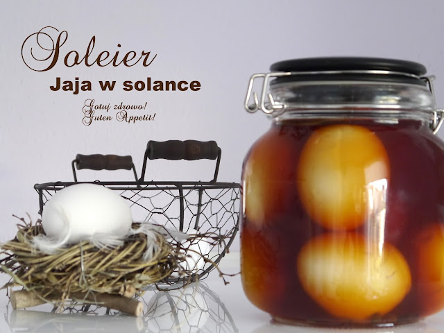 Jaja marmurkowe w solance - Soleier - Czytaj więcej »