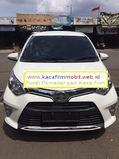 Pasang Kaca film mobil Toyota Calya Murah