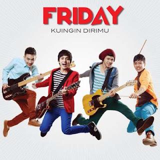 Lirik Lagu Kuingin Dirimu - Friday