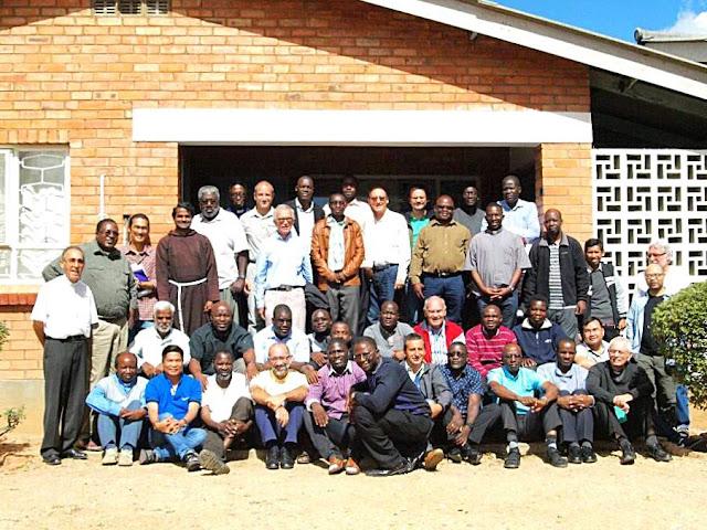 Presbiterio de Hwange (Zimbabue)