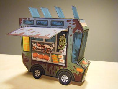 Zombie Taco Trucks