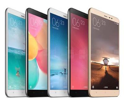 Spesifikasi & Harga Xiaomi Redmi Note 3 Terbaru