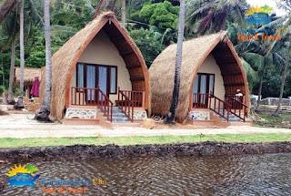 cottage lumbung resort karimun