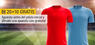 bwin promocion 10 euros United vs City 10 diciembre