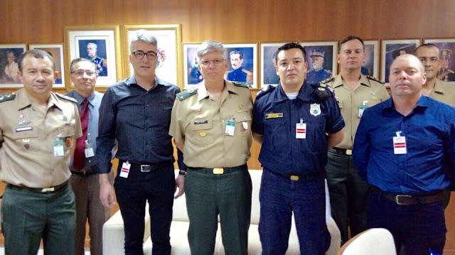 Guarda Municipal de São José dos Pinhais (PR) moderniza armamento