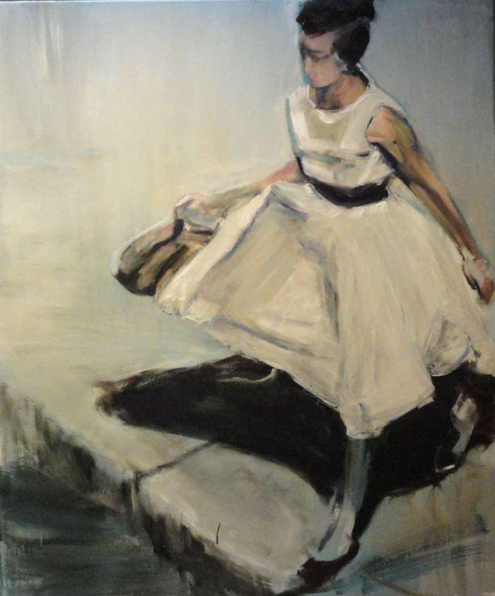 Нидерландская художница. Jacqueline Hoebers