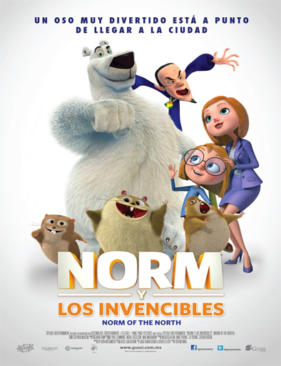 Ver Norm y los Invencibles (Norm of the North) (2016) Online
