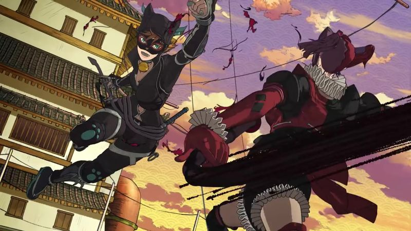 Batman Ninja 2018 Filme 1080p 4K BDRip Bluray FullHD HD completo Torrent