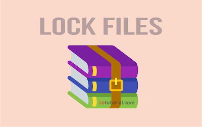 3 Langkah Cara Mengunci File/Folder Dengan Password (WinRAR)